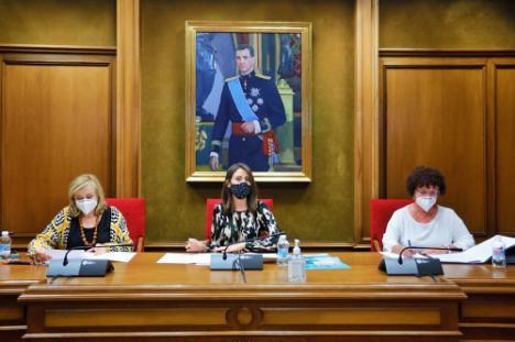 El Consejo de la Mujer de Diputación impulsan la digitalización de 45 asociaciones