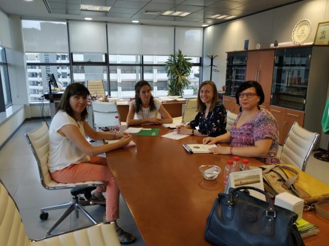 Huércal Overa solicita la limpieza y restauración ambiental de las Ramblas
