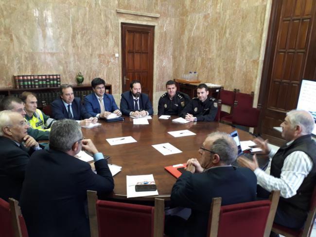 En marcha el Plan Operativo de Vialidad Invernal en las carreteras del Estado en Almería