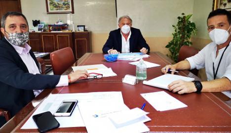 La Autoridad Portuaria de Almería impulsa el desarrollo basado en el crecimiento azul y la simbiosis industrial