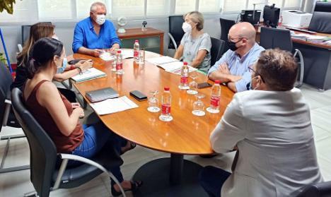 El SAE ofrece a Ashal su colaboración para presentar ofertas de empleo