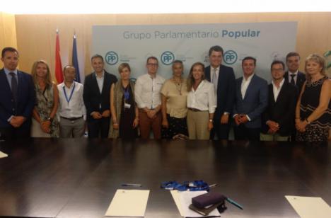 El PP exige al Gobierno una actuación urgente contra la despoblación en Almería