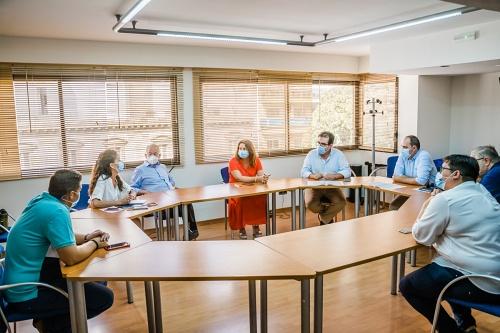 """El PP de Almería y Níjar destacan el """"compromiso"""" de la Junta con las infraestructura hidráulicas"""