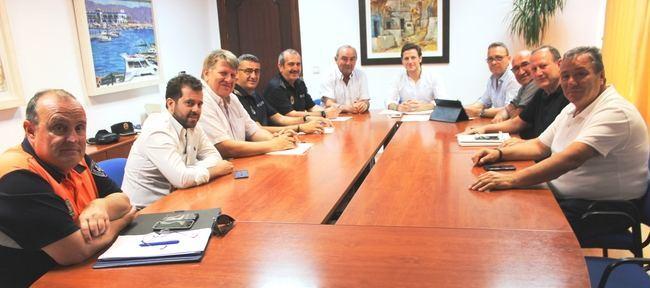200 personas en el dispositivo especial de la Noche de San Juan en Roquetas
