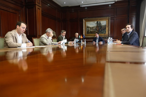 Diputación garantiza a los ayuntamientos el pago de nóminas y servicios ciudadanos