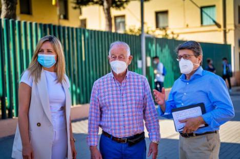 Indignación del alcalde de Roquetas por las palabras de la directora general de la Guardia Civil