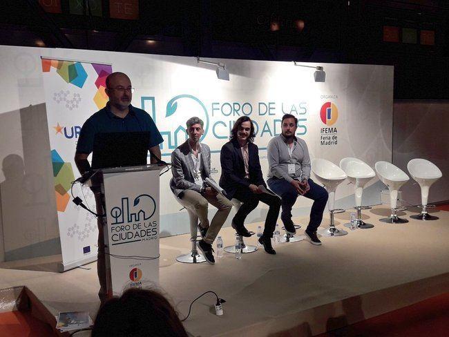 Roquetas tendrá stand propio del programa Arrival Cities en el Festival Urbact de Lisboa