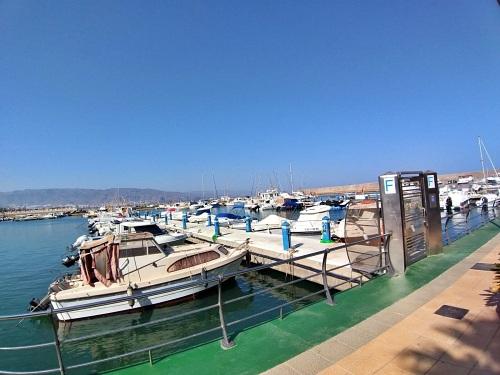 La Junta licita por 2,3 millones la nueva lonja del puerto de Roquetas