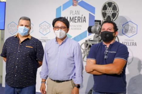 Diputación fomenta la formación del sector audiovisual con 'Filming Almería'