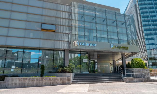Grupo Cooperativo Cajamar destina el 87 % de su financiación nueva en 2018 a empresas y sector agroalimentario