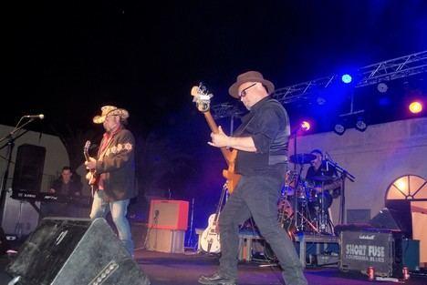 Segarra inn blues, Ike Cosse, Los AMPS y Los Walking Blues protagonizan la XX edición del Festival Almeriblues