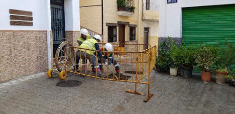 El Ayuntamiento de Serón adjudica el Soterrado de cableado eléctrico
