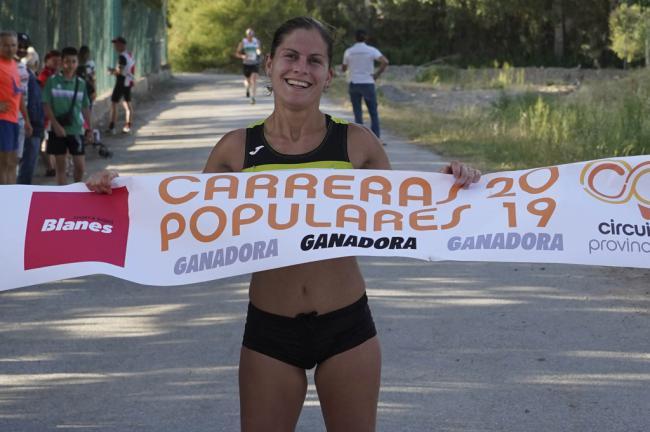 El Circuito Provincial de Carreras Populares llega este sábado a Sorbas