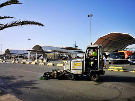 La Autoridad Portuaria licita la limpieza viaria de sus puertos