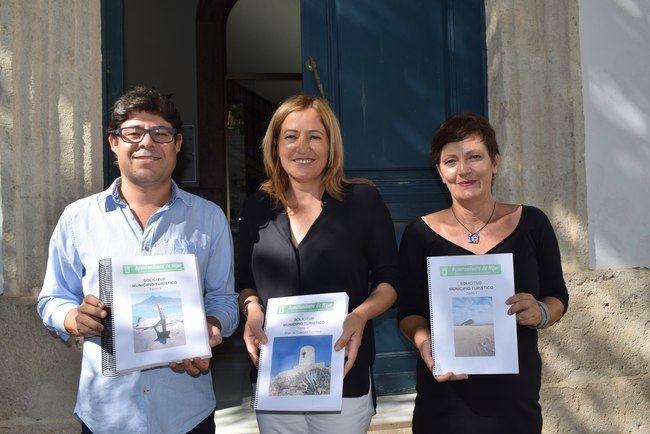 Níjar presenta su solicitud para ser declarado Municipio Turístico