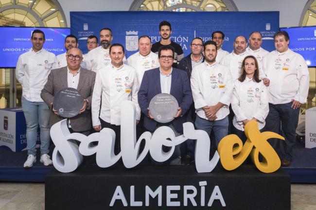 'Sabores Almería' se suma a Arte Culinario Andaluz