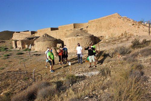 El Circuito de Tiro con Arco y Propulsor Prehistórico de Diputación se estrena en Los Millares