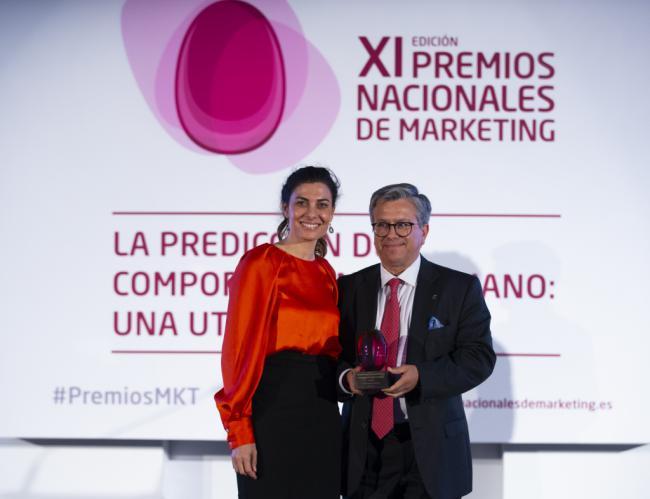 Santiago Alfonso, elegido Mejor Profesional de Marketing por la Asociación de Marketing de España