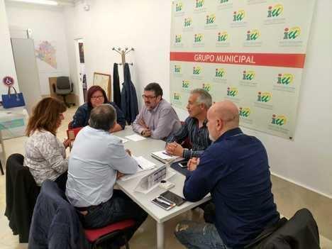 Preocupación en IU por la política de personal del PP en el Ayuntamiento de Almería