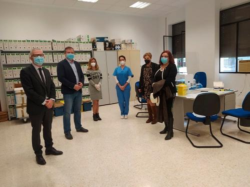 Segunda ronda de test #COVID19 al personal de los juzgados de Almería