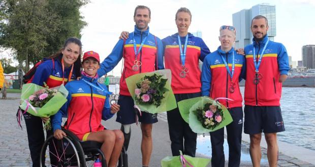 El almeriense Jairo Ruiz aspira al podium en el Campeonato del Mundo de Triatlón Paralímpico