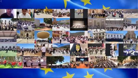36 bandas de la provincia se unen en el Día Europeo de la Música