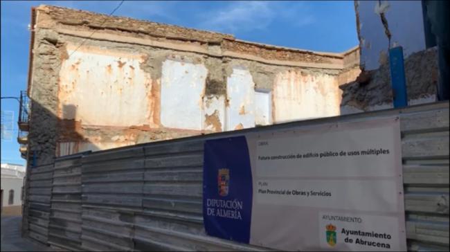 Diputación adjudica las obras del Edificio de Servicios Múltiples de Abrucena