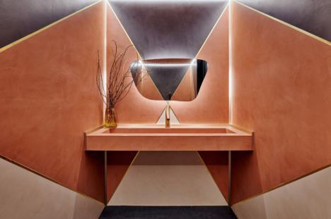 Cosentino, despliegue de materiales, colores, texturas y formatos en Casa Decor Madrid 2021