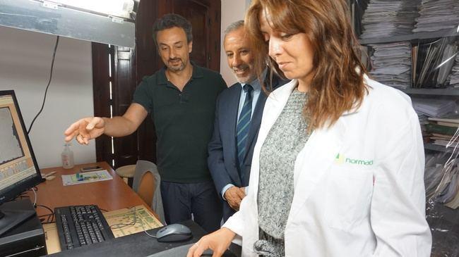 Los mormones digitalizarán los fondos históricos-monumentales de Vera