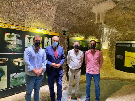 Turismo apuesta por la Feria Agroartesanal de Sorbas