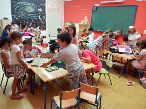 Diputación continúa en agosto con su programa actividades y talleres para las familias