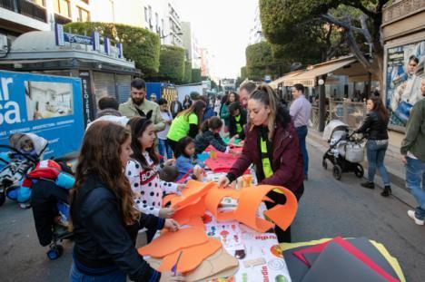 'Sabores Almería' convierte el Paseo en la mayor embajada de los productos de la provincia