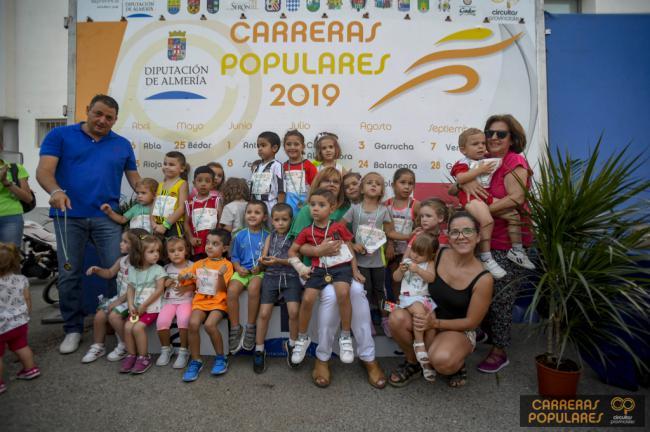 Vera recibirá a 'runners' de toda Almería con el Circuito de Carreras Populares