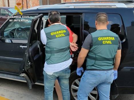 Detenido en EL Ejido por estafar 143.000 euros a empresarios hortícolas de la Vega Baja