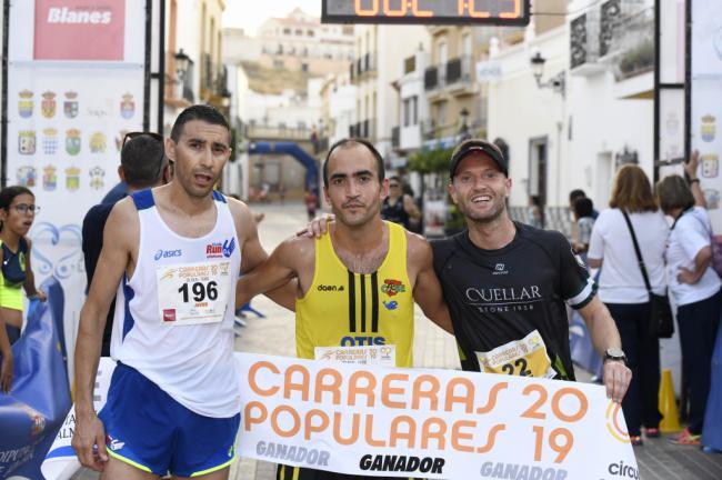 Pulpí cerrará las citas del mes de julio del Circuito Provincial de Carreras Populares