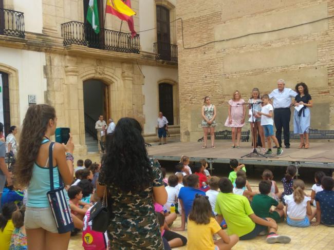 La ludoteca de verano de Vera organiza un taller de integración