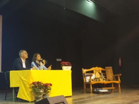 Diputación celebra un taller intergeneracional de convivencia en Olula del Río