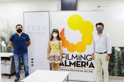 Arranca el taller de edición de vídeo de 'Filming Almería'
