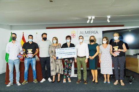 La Ruta de la Tapa Solidaria recauda 6.933 euros para 'A Toda Vela'