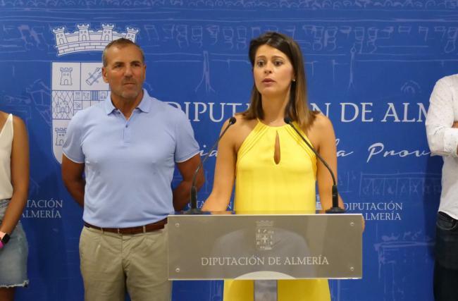 Diputación difunde el tenis playa con una Copa que se disputará en tres municipios