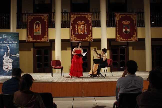 Cristina Bayón y Sara Águeda emocionan en la tercera jornada del MareMusicum