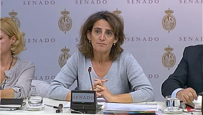 """La ministra Ribera """"desconoce los supuestos"""" para el cierre de CEMEX"""