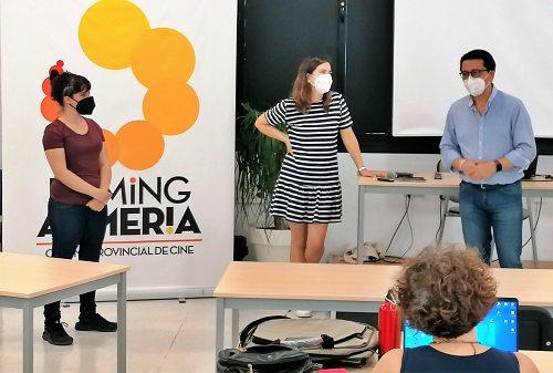 'Filming Almería' programa un curso sobre accesibilidad audiovisual'