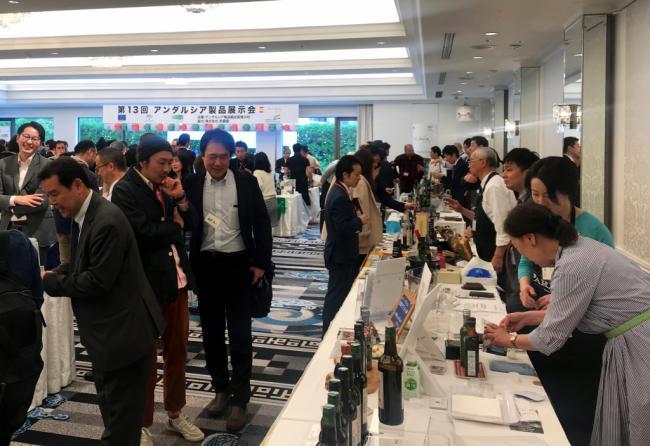 Castillo de Tabernas y Snack Vitas buscan hueco en Japón