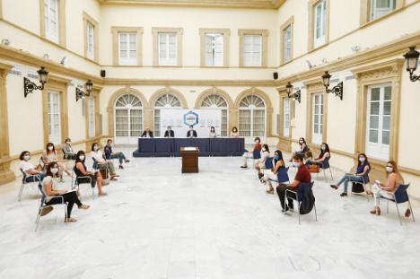 Diputación refuerza el 'Programa Contigo' con quince trabajadores