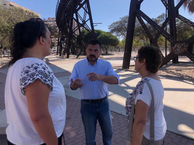 Martín destaca el respaldo de los andaluces a Juanma Moreno