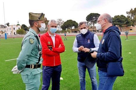 Diputación apoya el Campeonato de Andalucía de Rugby Sub 12 que se disputa en Almería