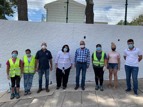 El PFEA gestionado por Diputación crea 700 jornales en el municipio de Felix