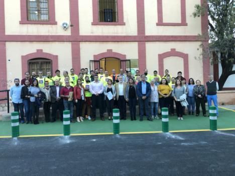 Apoyo unánime del Bajo Andarax con los trabajadores de la fábrica de Cemex