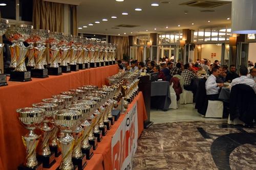 El 36º Trofeo de Navidad Fútbol Veterano se clausura con 61 equipos
